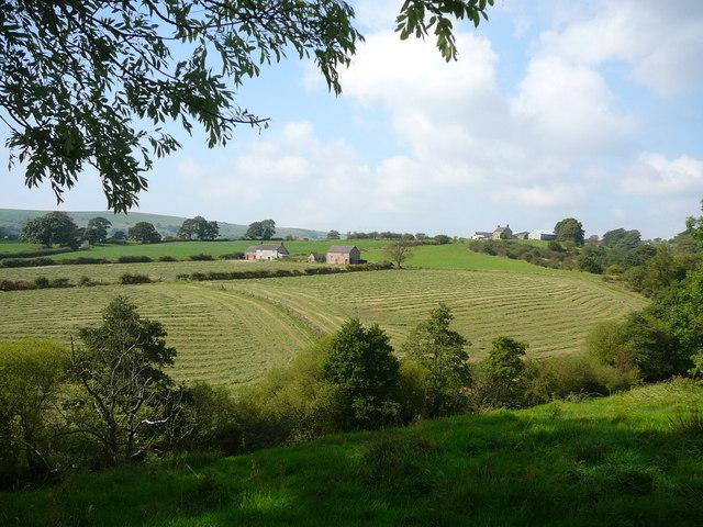 Little Brownlow Farm near Warslow