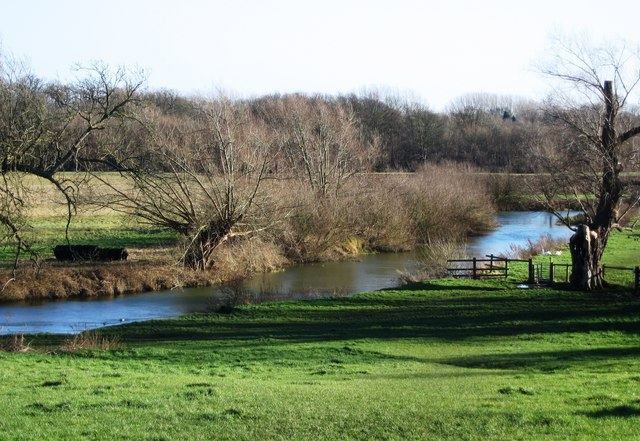 Grantchester view of the River Cam