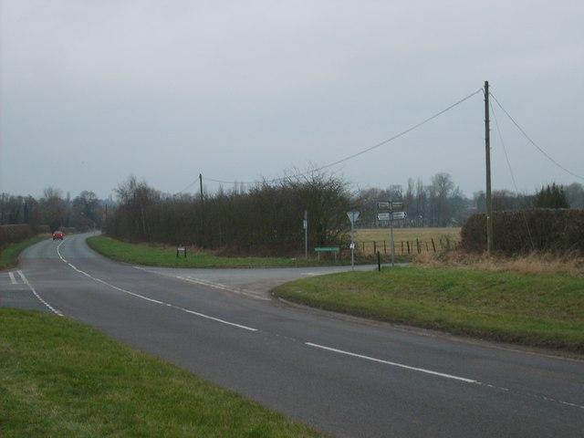 Watery Lane Junction