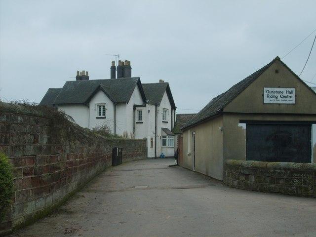 Gunstone Hall