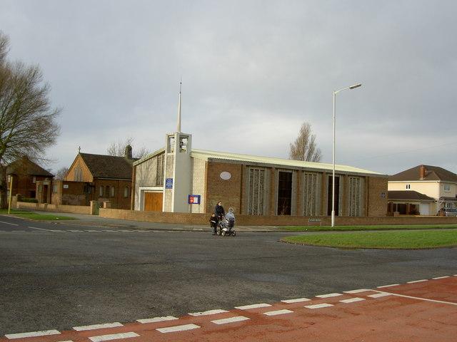 St. Chad's Church, Leasowe.