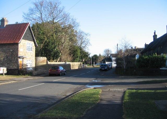 Coton Road