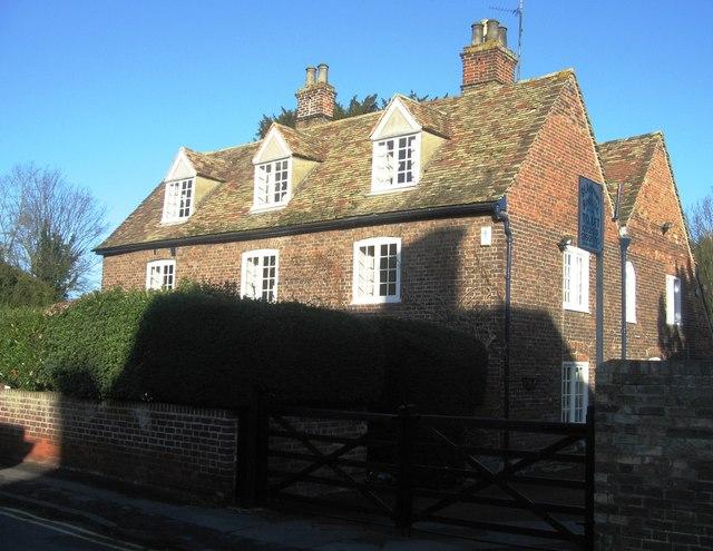 A fine village house