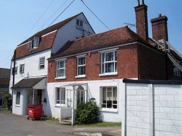 Bourne Mill, Hadlow