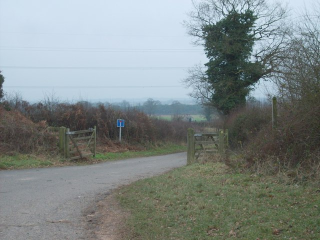 Staffordshire Way  Junction