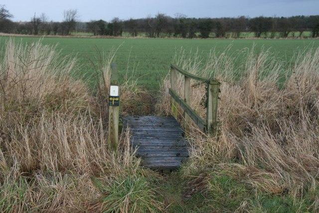 Public Footbridge