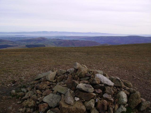 Summit Cairn, Great Dodd