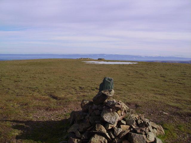 Summit Cairn, Stybarrow Dodd