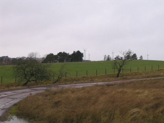 Track to the Spingfield Fishery