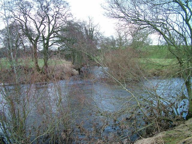 River Belah meets River Eden