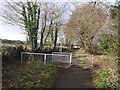 SO8799 : Footpath to Perton by John M