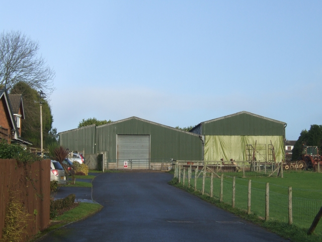 Barns at Boundary Farm