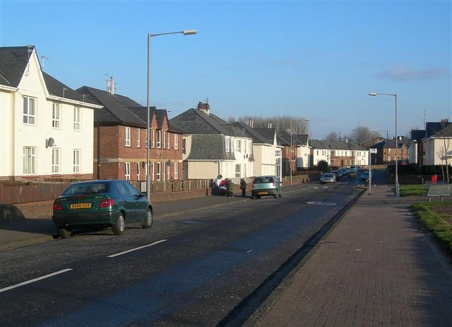 James Brown Avenue, Ayr