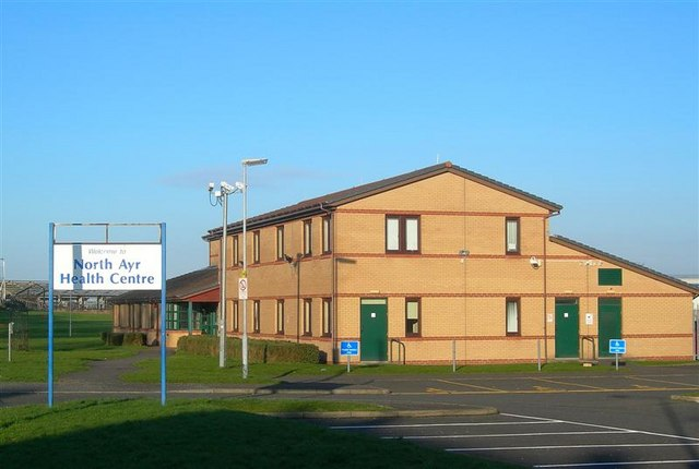 North Ayr Health Centre