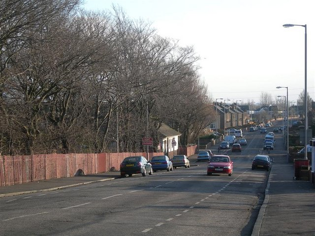 Walker Road, Ayr