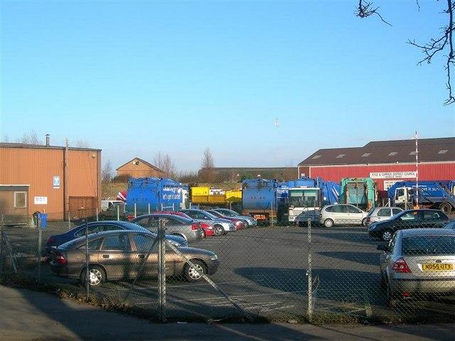 Walker Road Depot, Ayr