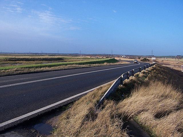 A228, Isle of Grain