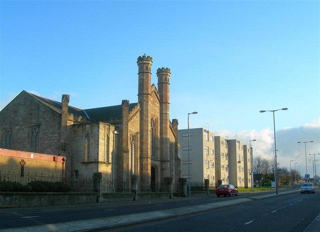 Wallacetown Parish Church, Ayr