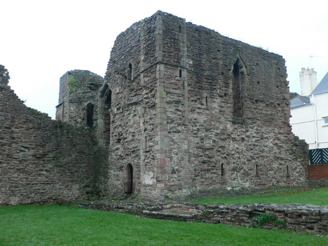 Great Tower, Monmouth Castle