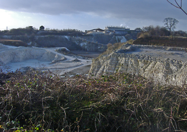Queensgate Quarry – eastern end