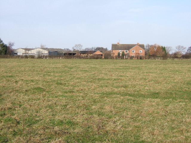Manor farm, on Hare Lane