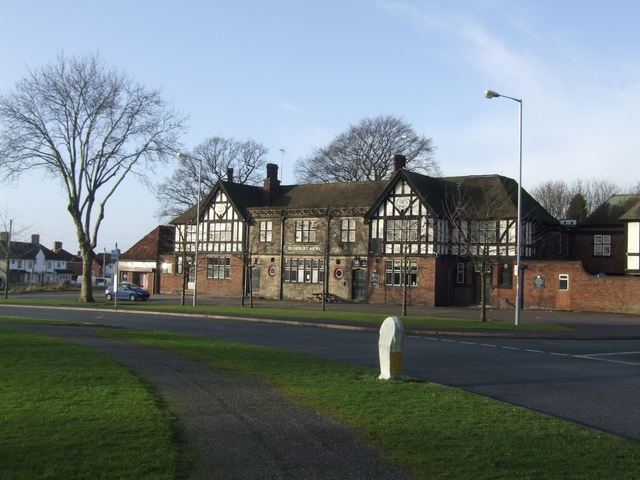 Bushbury Arms, Low Hill