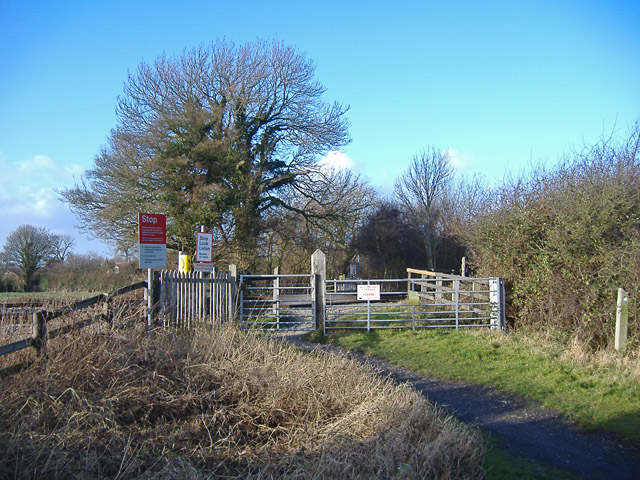 England Springs crossing, Beverley