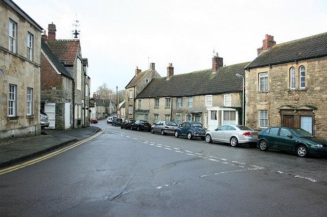 2008 : High Street, Rode