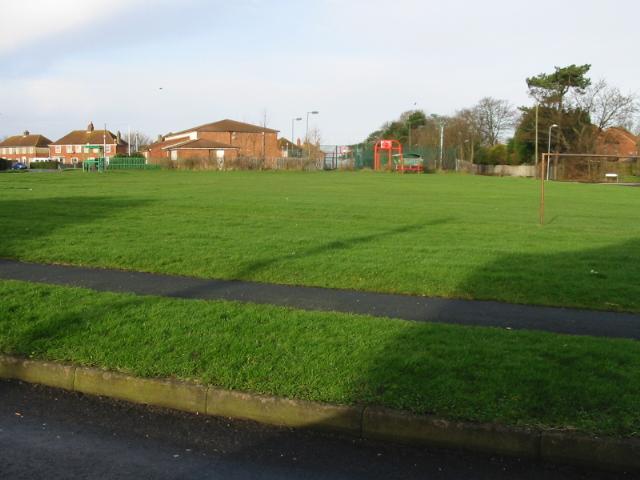 Park and community centre, Elvington