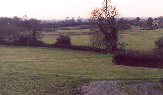 Manorial Earthworks Battenhall