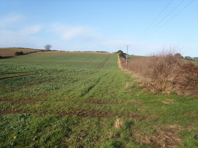Greaves Lane to Farnsfield footpath
