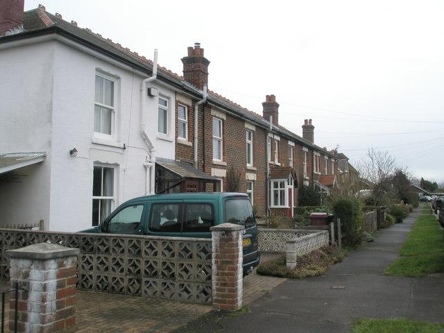 Terrace in New Road