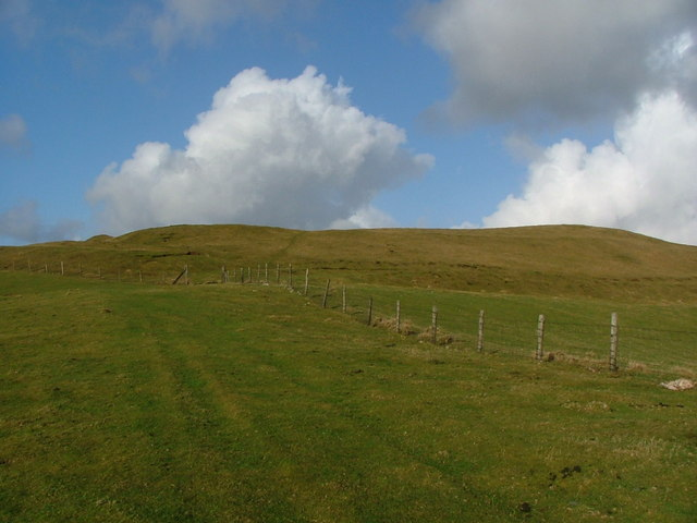 Gaer Hill Fort