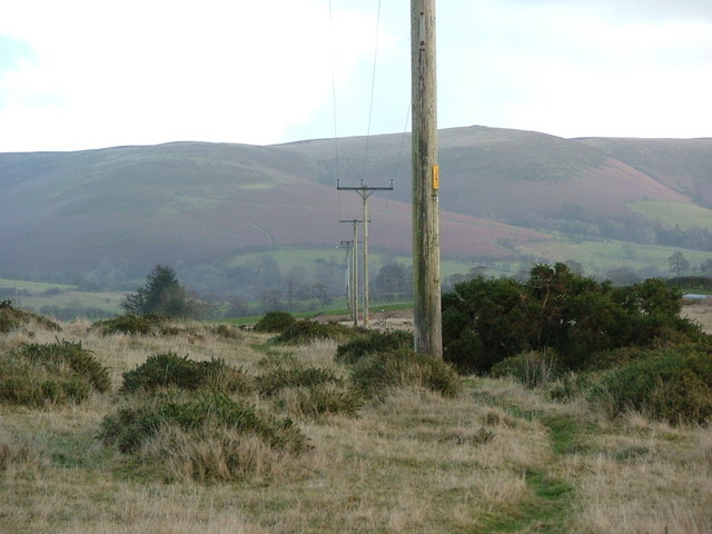 Electricity over the Moorland