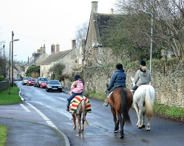 2008 : Riders on Goose Street