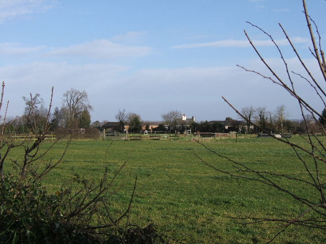 Belle Vue Farm, Guilden Sutton