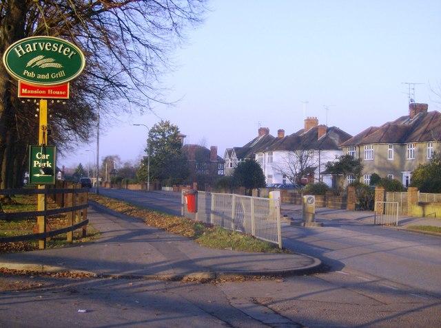 Liebenrood Road