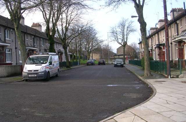 Scholes Street - Manchester Road