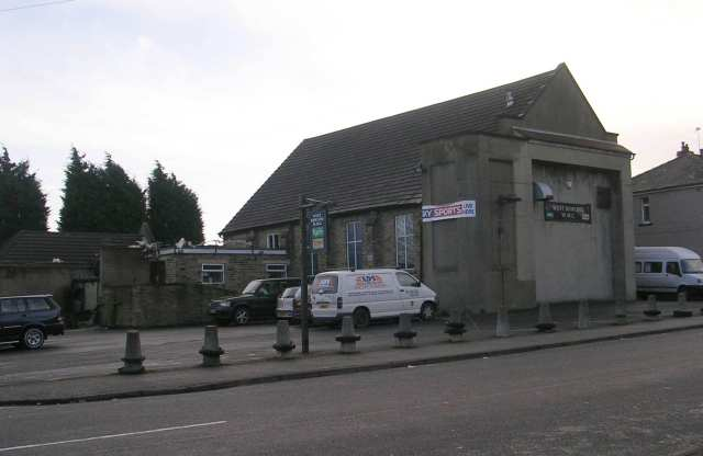 West Bowling Working Men's Club - Dovesdale Road