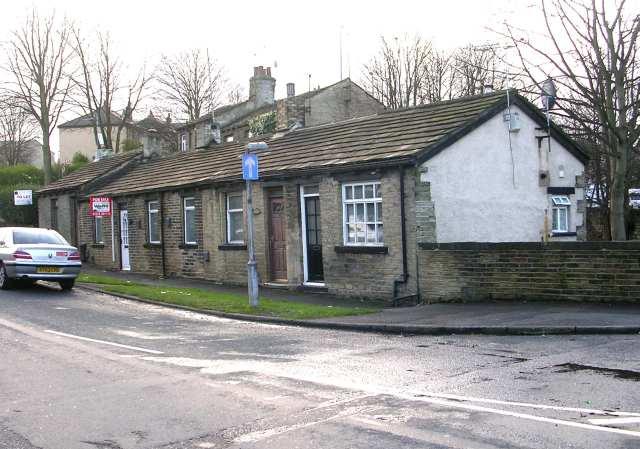 Cottages - Smiddles Lane