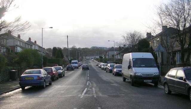 Hutton Road
