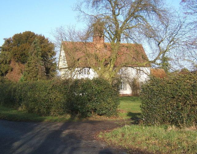 Brook Farm, in the northeast corner of the square