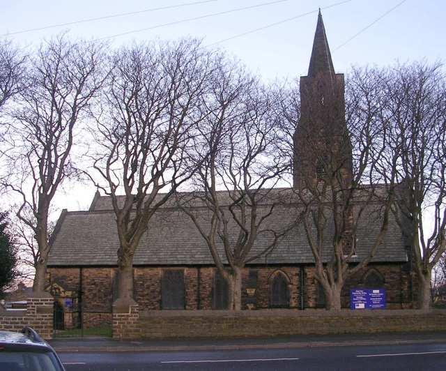 St Oswald's Church - Southfield Road