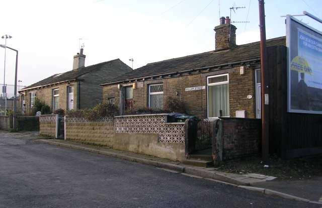 Hillam Street - Southfield Lane