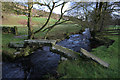 SE0140 : Clapper Bridge, Newsholme Dean by Mark Anderson
