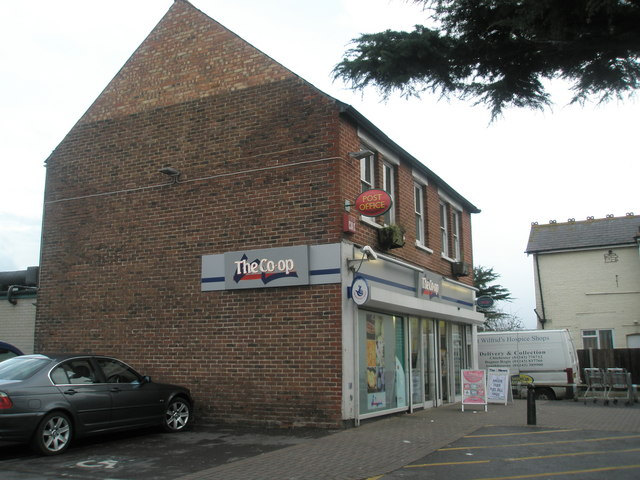 Southbourne Post Office