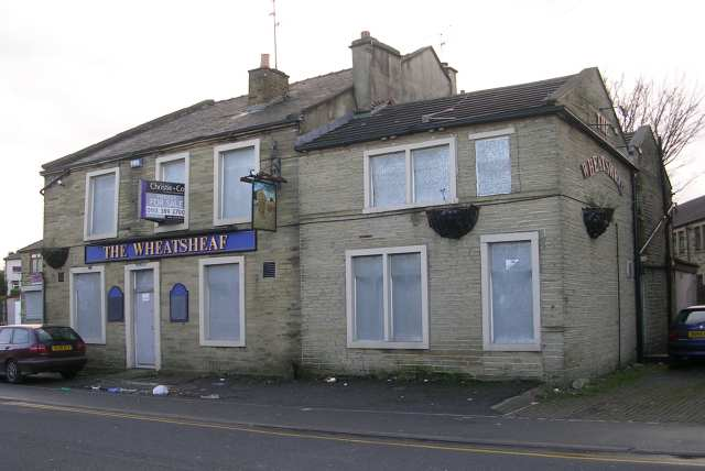 The Wheatsheaf - Southfield Lane