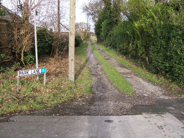 Park Lane, of the A41