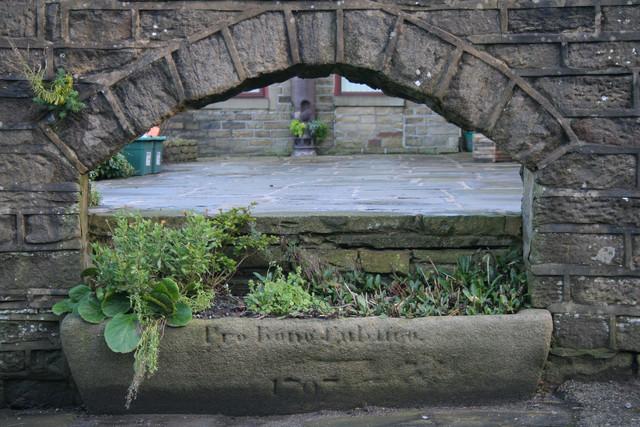 Stone Trough, Holme House
