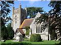 SU7886 : Hambleden Church by Mark Percy